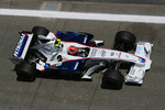 Robert Kubica, BMW Sauber F1 Team, F1.07