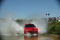 Gianluigi Galli and Giovanni Bernacchini, Citroen Xsara WRC
