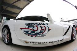 2015 Indy 500 pace car, Chevrolet Corvette