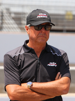 Roger Penske Always The Man With The Plan