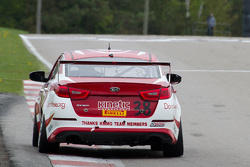 #38 Kinetic Motorsports Kia Racing Kia Optima: Mark Wilkins