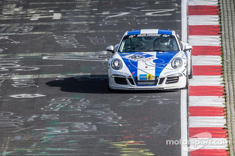 #167 Aesthetic Racing Porsche 991: Stein Tveten, Yannick Fübrich, Niko Nurminen