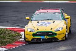 #49 Aston Martin Test Centre Aston Martin V8: Ulrich Bez, Andreas Bänzinger, Mal Rose, Peter Leemhius