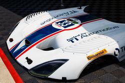 Riley Motorsports SRT Viper team area