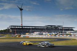 Christian Vietoris, Mercedes-AMG C 63 DTM, #16 Timo Glock, BMW M4 DTM