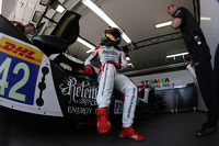 Strakka Racing's Stewart Wilde, human performance manager