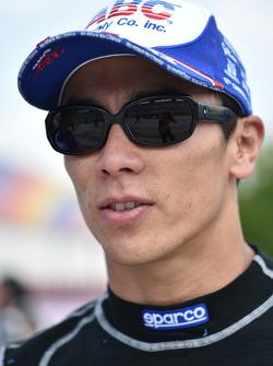 Takuma Sato, A.J. Foyt Enterprises Honda