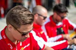AF Corse Ferrari: Toni Vilander