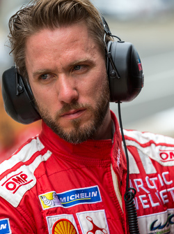 Rebellion Racing: Nick Heidfeld