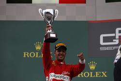 Tweede plaats Antonio Fuoco, Carlin