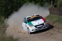 Giuseppe Testa and Emanuele Inglesi, Peugeot 208 R2