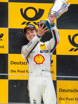 Second place Augusto Farfus, BMW Team RBM