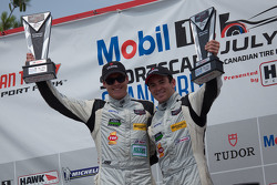 PC second place #16 BAR1 Motorsports Oreca FLM09: Sean Rayhall, John Falb
