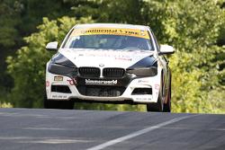 #84 BimmerWorld Racing BMW 328i: James Clay, Jason Briedis