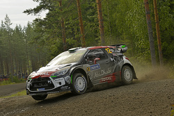Khalid Al-Qassimi and Chris Patterson, Citroën DS3