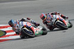 Sylvain Guintoli, Pata Honda and Michael van der Mark, Pata Honda