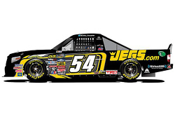 Cody Coughlin paint-scheme