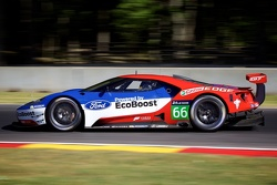 The new Ford GT