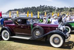 Skip & Susan Tetz, 1936 Cadillac 85 Fleetwood Town Sedan