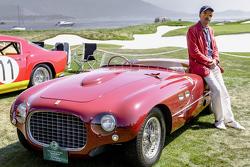 Kurt A. Engelhorn, 1953 Ferrari 250 MM Vignale Spyder