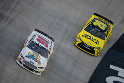 Timmy Hill and Matt Kenseth, Joe Gibbs Racing Toyota