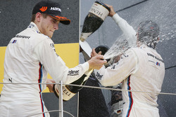 Second place Marco Wittmann, BMW Team RMG BMW M4 DTM