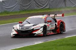 #15 Drago Modulo Honda Racing: Takashi Kogure, Oliver Turvey