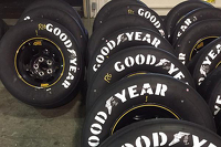 Throwback Goodyear tires