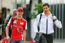 托托•沃尔夫,梅赛德斯运动主管兼梅赛德斯F1车队执行总裁、股东