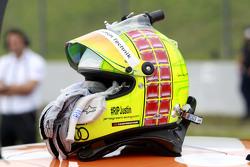 Helm von Jamie Green, Audi Sport Team Rosberg, Audi RS 5 DTM