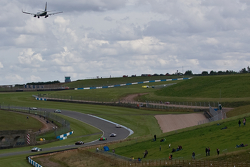 Donington race atmosphere