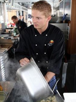 Chef Martin Klein
