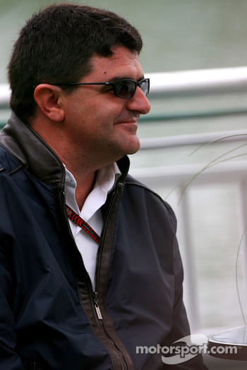 Luis Garcia Abad, Manager of Fernando Alonso