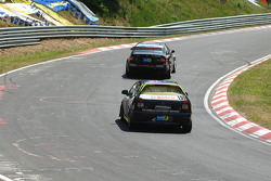Qualifying action at Höhe Acht