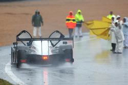 Sébastien Bourdais finishes the race