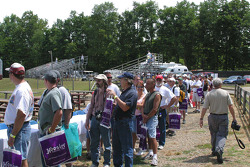 Fans at Mid-Ohio
