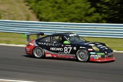 #87 Farnbacher Loles Motorsports Porsche GT3 Cup: Bryce Miller, Dirk Werner, Craig Stanton