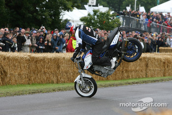 Chris Pfeiffer, BMW F800S 2007