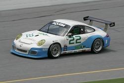 #22 Alegra Motorsports/ Fiorano Racing Porsche GT3 Cup: Carlos de Quesada, Jean-François Dumoulin