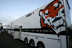 Tasman Motorsport Transporter
