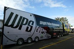 WPS/WOW Racing Transporter