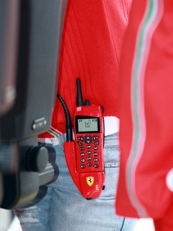 Team Radio of Michael Schumacher, Scuderia Ferrari, Advisor