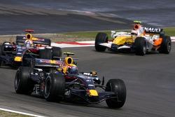 Mark Webber, Red Bull Racing, David Coulthard, Red Bull Racing