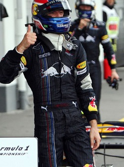 3rd, Mark Webber, Red Bull Racing