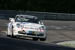 #59 Bonnfinanz Motorsport Porsche 996 GT3 Cup: Oliver Rövenich, Mario Merten, Thomas Brügmann, Wolf Sylvester
