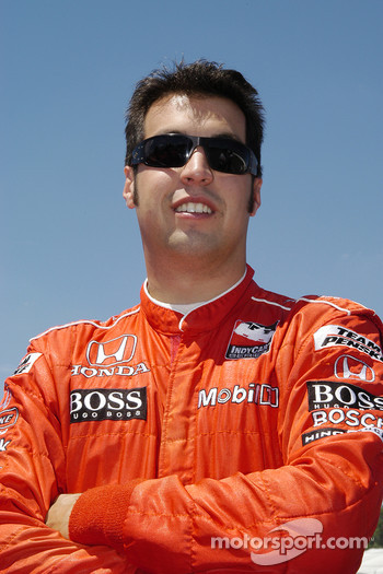 Can Sam Hornish Jr. win his home race