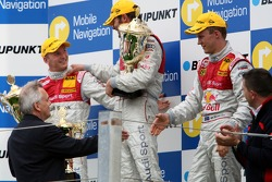 Podium: 1st Martin Tomczyk, Audi Sport Team Abt Sportsline, Audi A4 DTM; 2nd Alexandre Premat, Audi Sport Team Phoenix, Audi A4 DTM; 3rd Mattias Ekström, Audi Sport Team Abt Sportsline, Audi A4 DTM