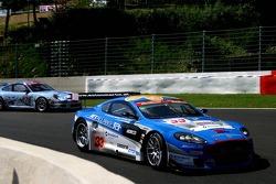 #33 Jetalliance Racing Aston Martin DBR9: Karl Wendlinger, Ryan Sharp, Lukas Lichtner-Hoyer, Robert Lechner