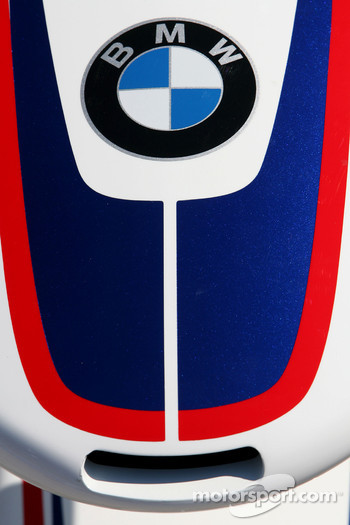 BMW Sauber F1 Team nose detail