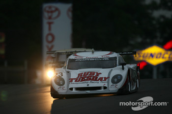 #23 Alex Job Racing Porsche Crawford: Patrick Long, Emmanuel Collard